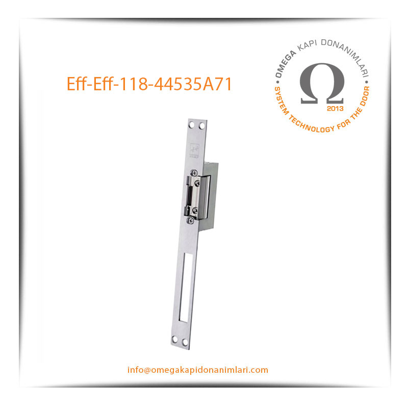 Eff Eff 118 44535A71 Elektrikli Kilit Karşılığı Bas Aç
