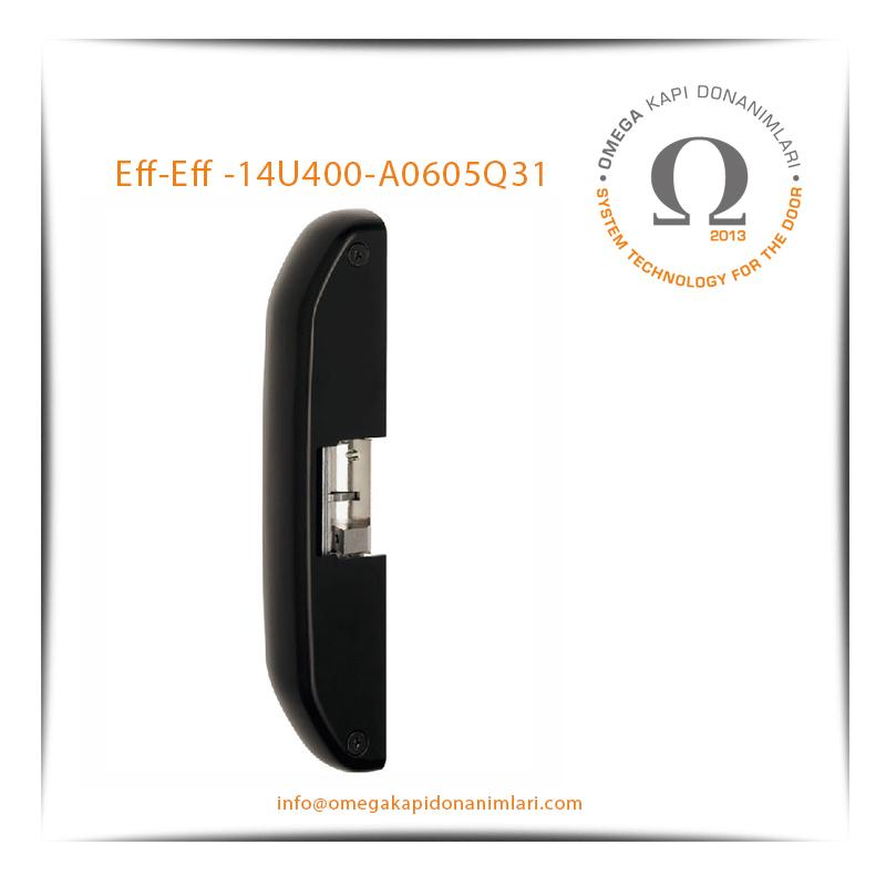 Eff- Eff 14U400-A0605Q31 Elektrikli Kilit Karşılığı Bas Aç