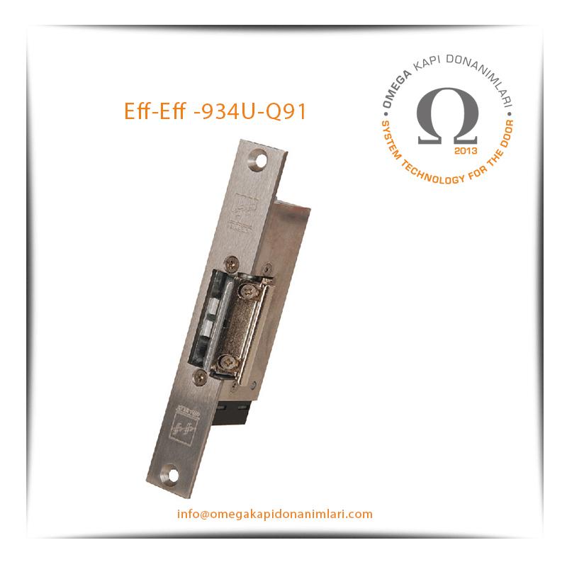 Eff- Eff 934U-Q91  Elektrikli Kilit Karşılığı Bas Aç
