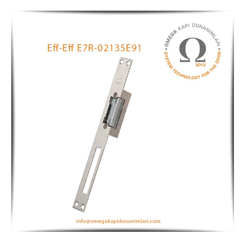 Eff-Eff E7R-02135E91 Elektrikli Kilit Karşılığı Bas Aç