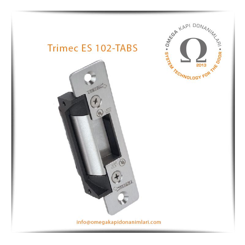 Trimec ES102-TABS Elektrikli Kilit Karşılığı Bas Aç
