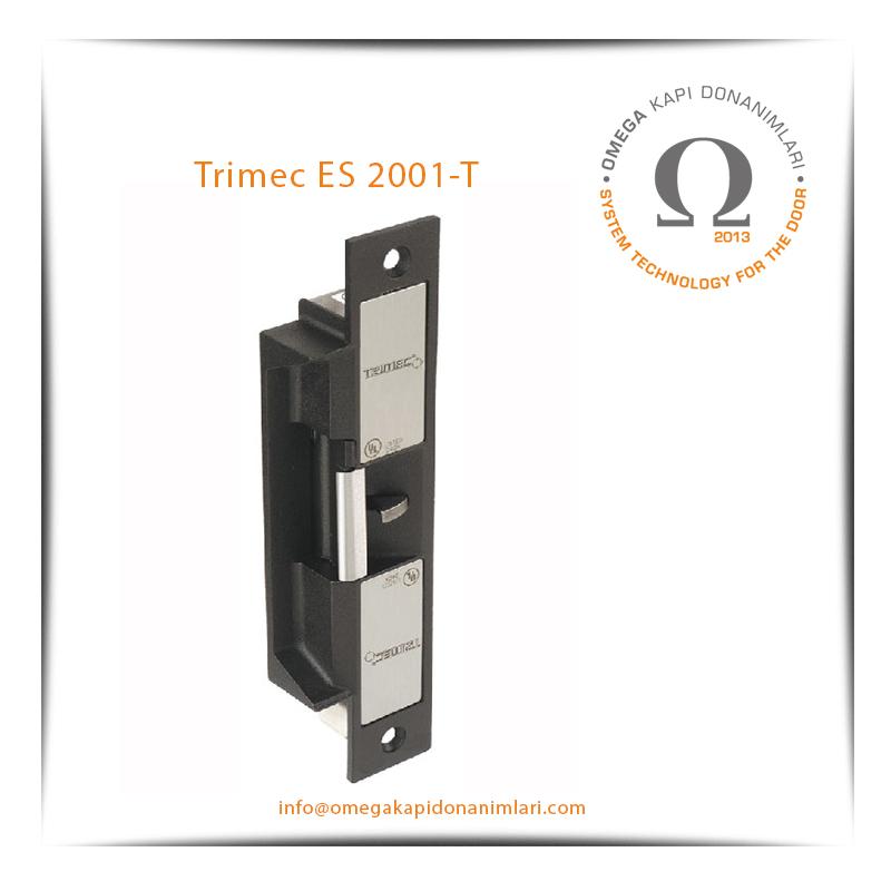 Trimec ES 2001-T Elektrikli Kilit Karşılığı Bas Aç
