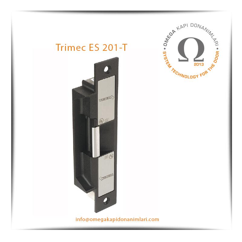 Trimec ES201-T Elektrikli Kilit Karşılığı Bas Aç