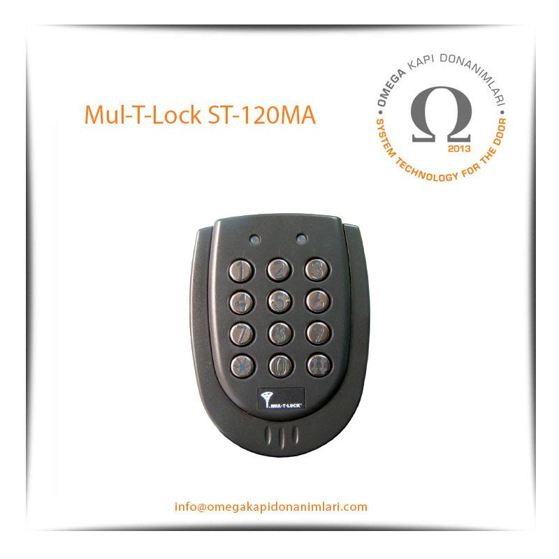 Mul T Lock ST 120MA Geciş Kontrol Sistemi