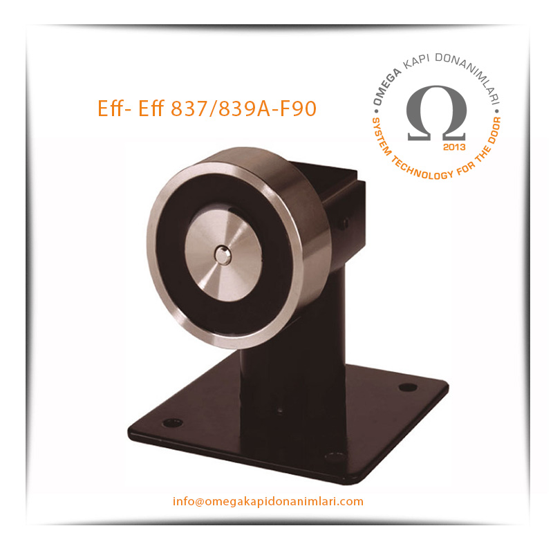 Eff- Eff 837/839A-F90 Manyetik Kapı Tutucu