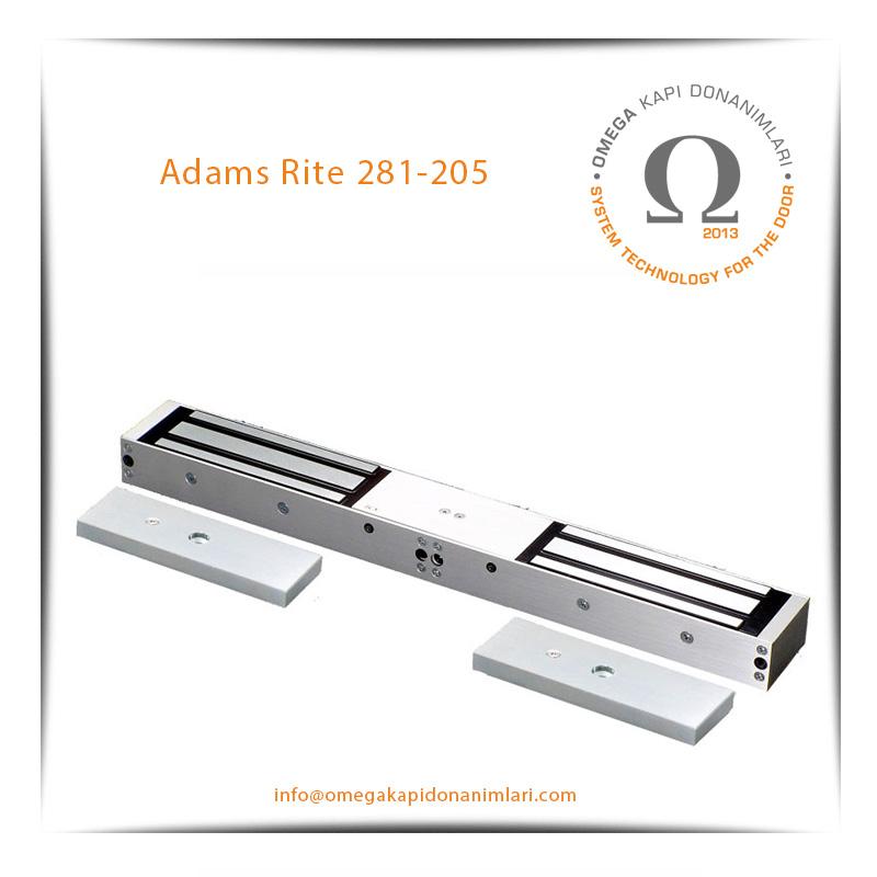 Adams Rite 281-205 Manyetik Kilit