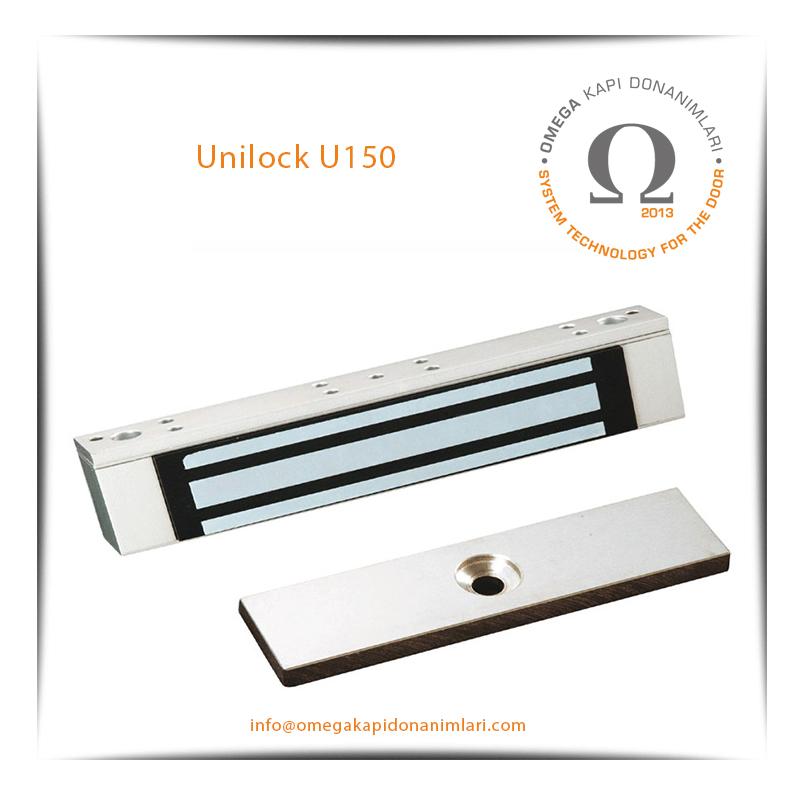 Unilock U150 Manyetik Kilit