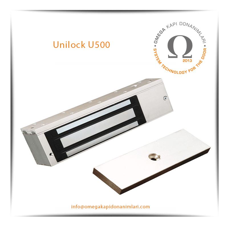 Unilock U500 Manyetik Kilit