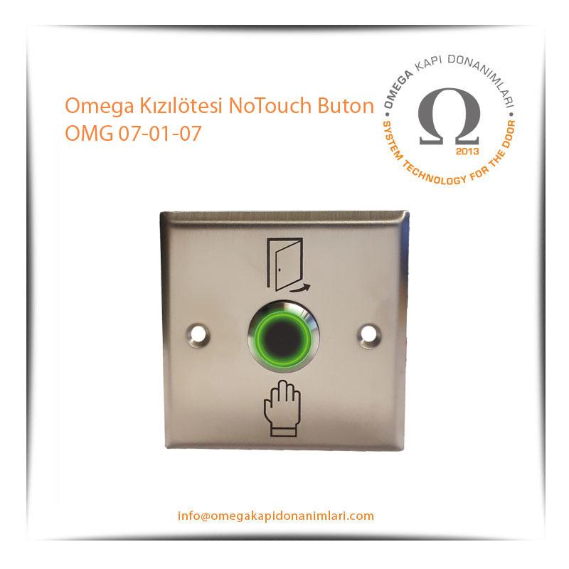 Omega Kızılötesi NoTouch Buton OMG 07-01-07
