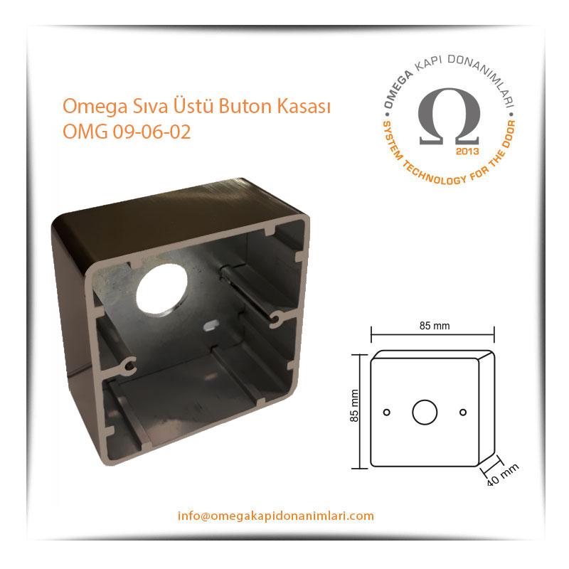 Omega NoTouch Buton Kasası OMG 09-06-02