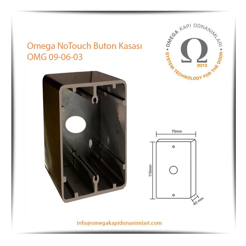 Omega NoTouch Buton Kasası OMG 09-06-03