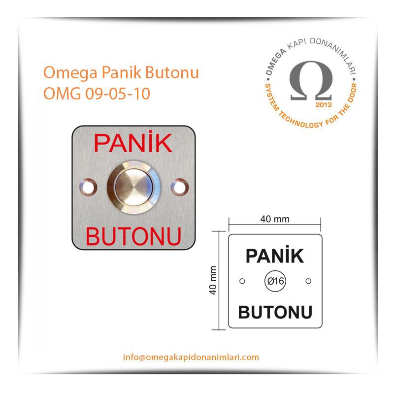 Omega Panik Butonu OMG 09-05-10