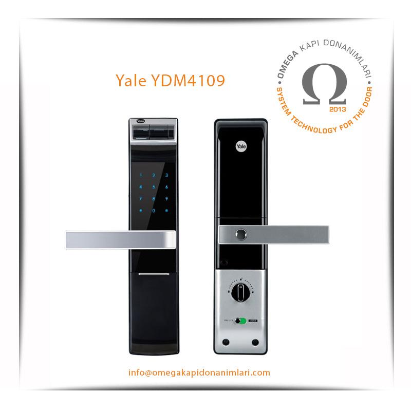 Yale YDM4109 Dijital Kapı Kilidi