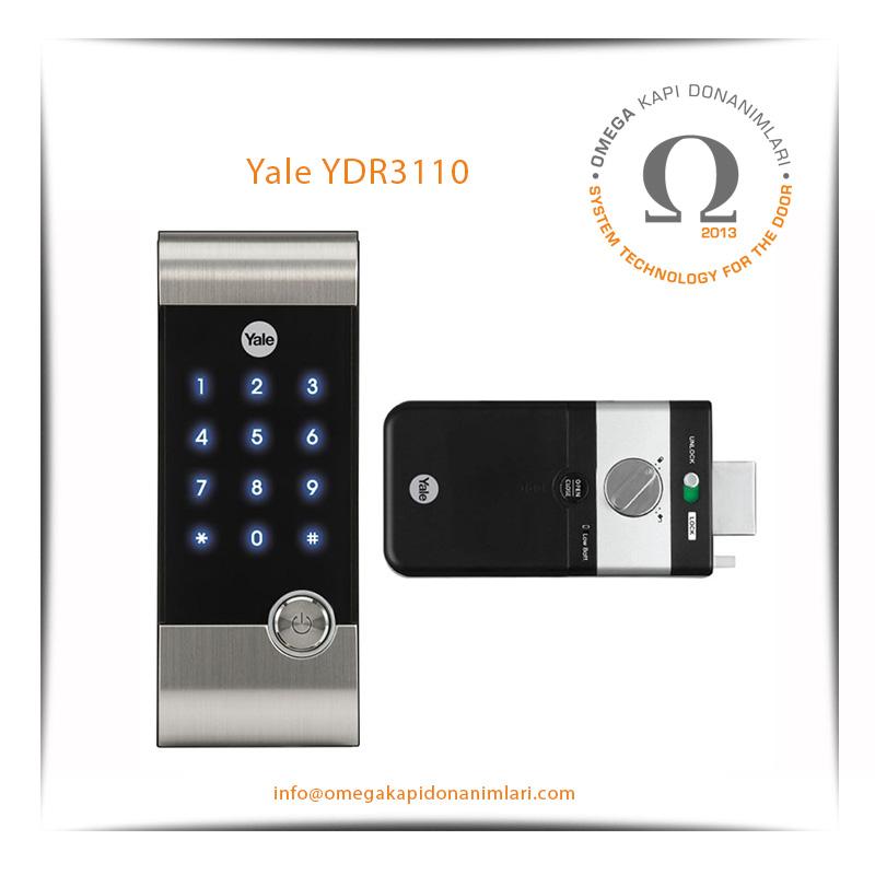 Yale YDR3110 Dijital Kapı Kilidi