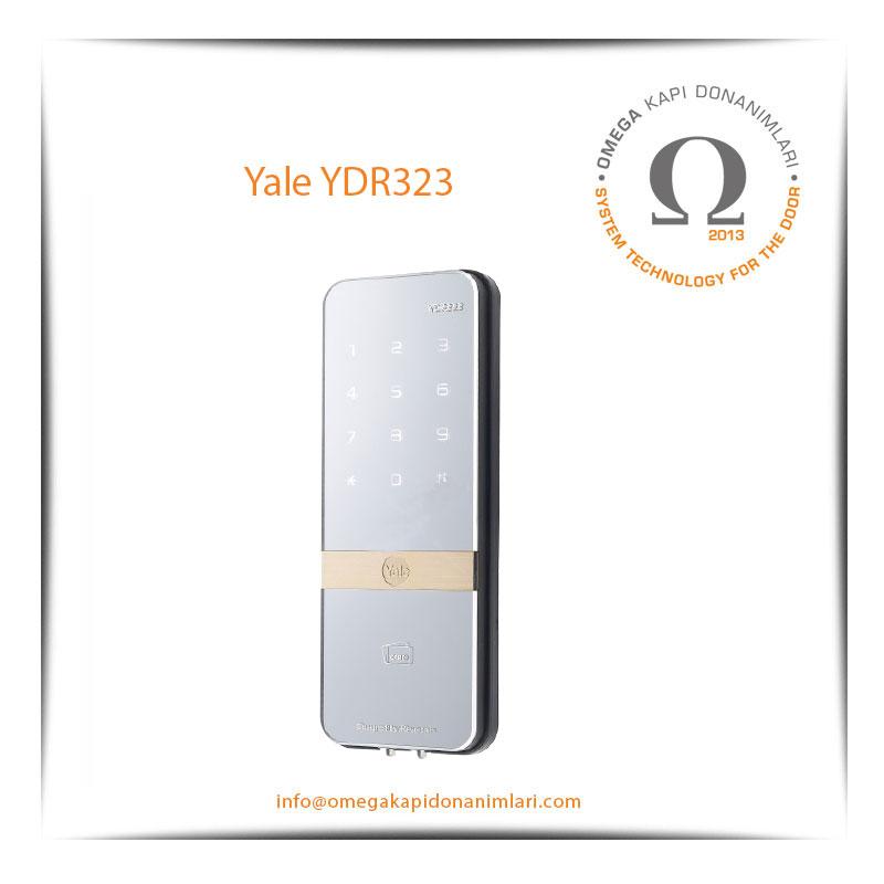 Yale YDR 323 Dijital Kapı Kilidi