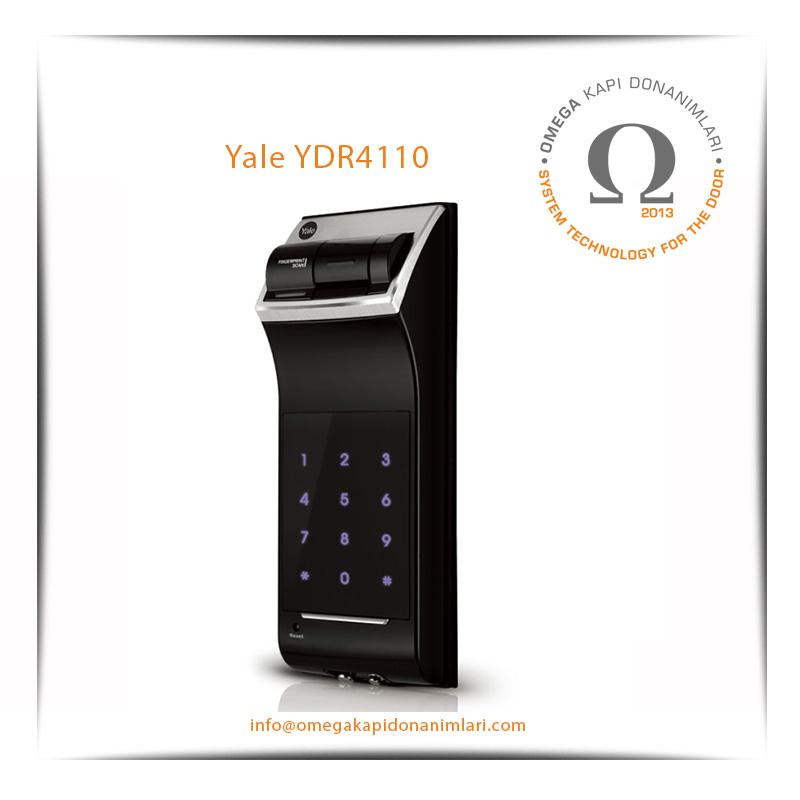 Yale YDR4110 Dijital Kapı Kilidi