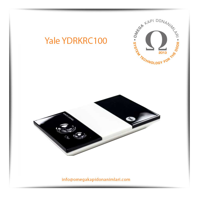 Yale YDR KRC 100 Masa Tipi Kumanda
