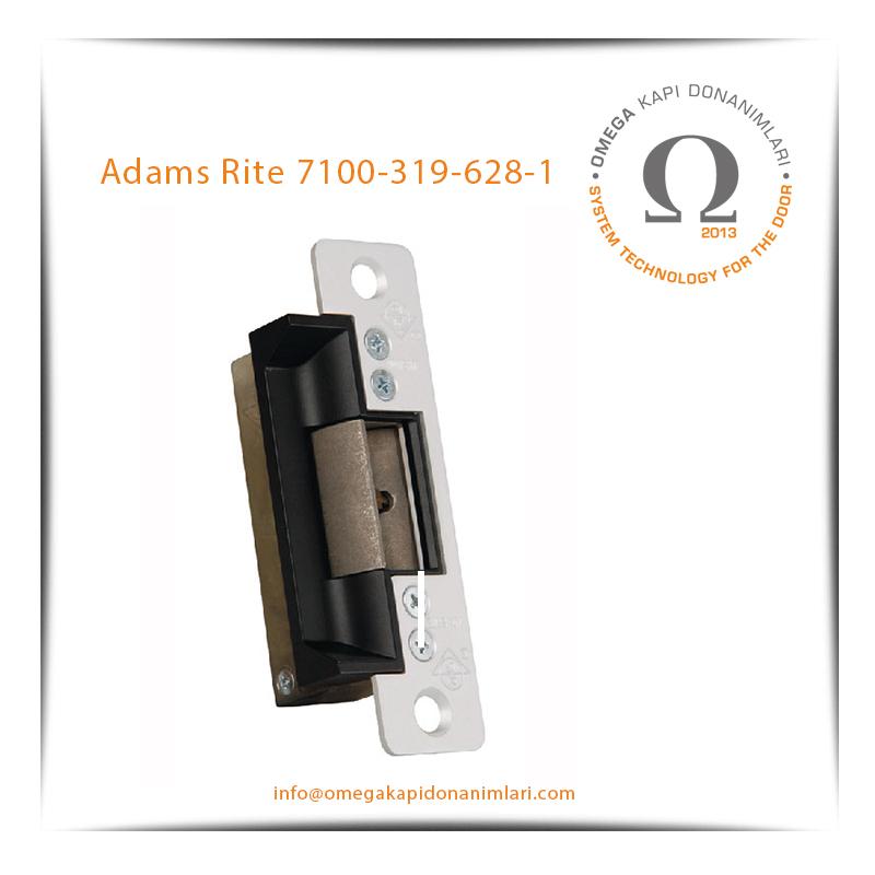 Adams Rite 7100-319-628-1 Elektrikli Kilit Karşılığı Bas Aç