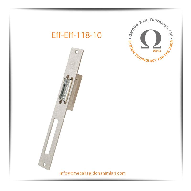 Eff-Eff-118-10 Elektrikli Kilit Karşılığı Bas Aç