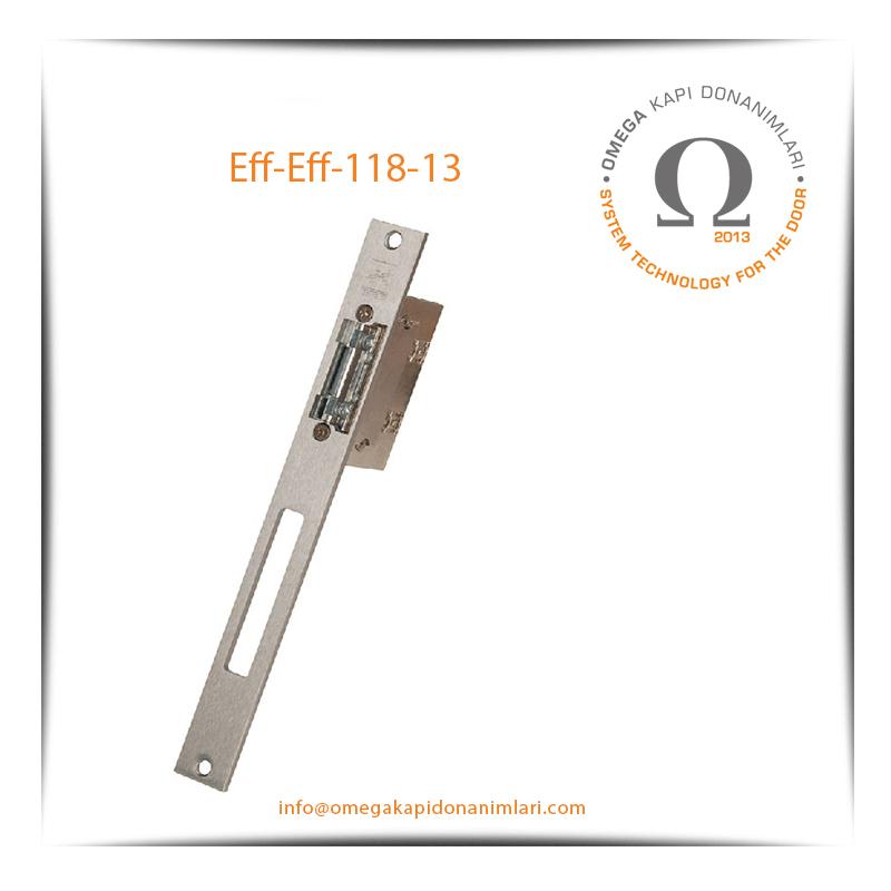 Eff-Eff-118-13 Elektrikli Kilit Karşılığı Bas Aç