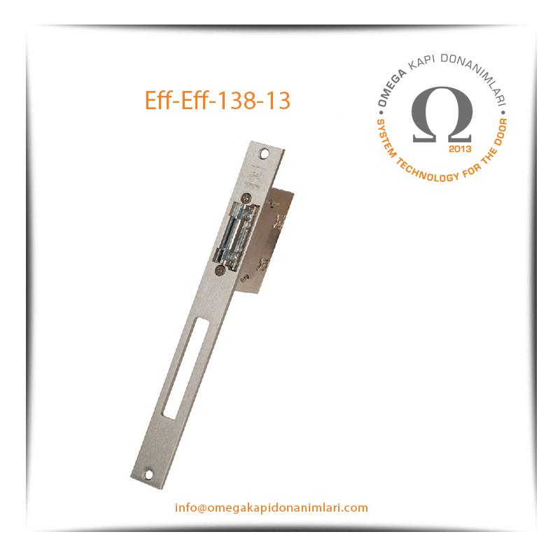 Eff-Eff-138-13 Elektrikli Kilit Karşılığı Bas Aç