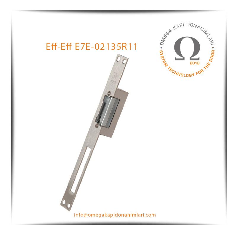 Eff- Eff E7E-02135R11 Elektrikli Kilit Karşılığı Bas Aç