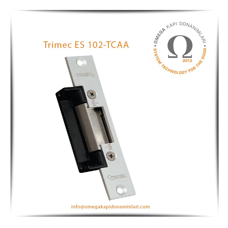 Trimec ES102-TCAA Elektrikli Kilit Karşılığı Bas Aç