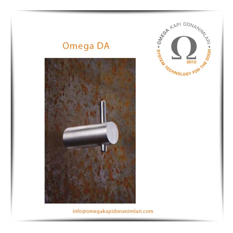 Paslanmaz Kapı Askısı Omega DA