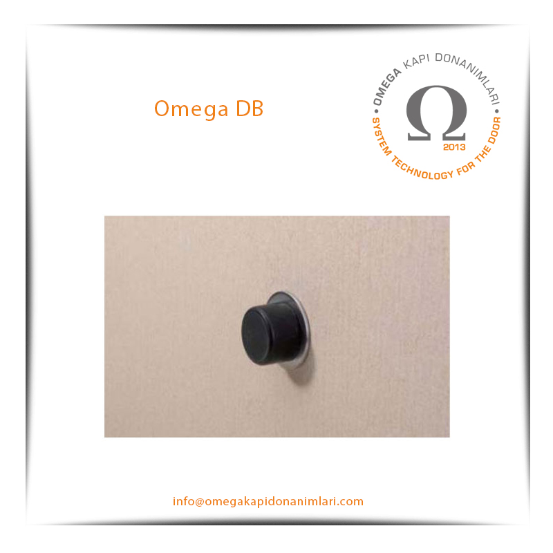 Paslanmaz Kapı Stoperi Omega DB