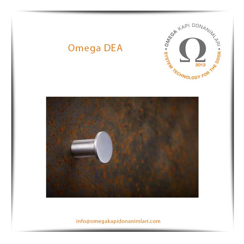 Paslanmaz Kapı Askısı Omega DEA