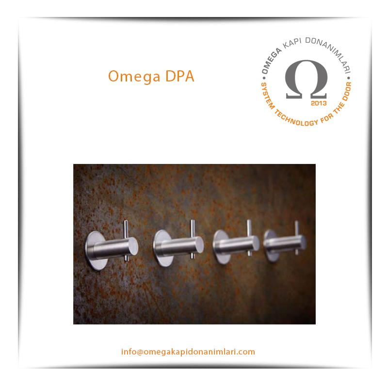 Paslanmaz Kapı Askısı Omega DPA