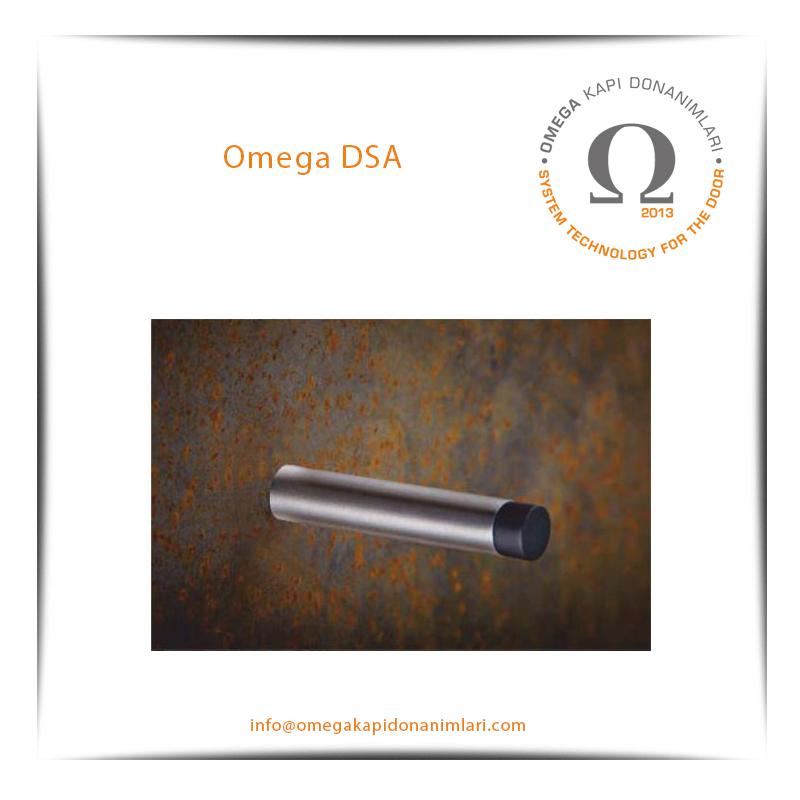 Paslanmaz Kapı Stoperi Omega DSA
