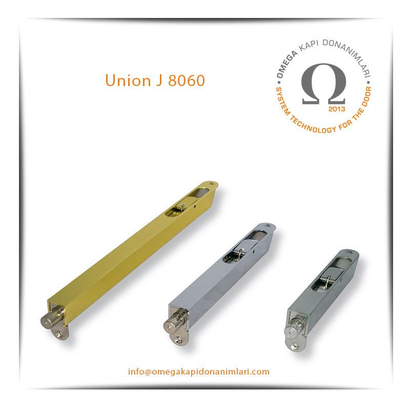 Paslanmaz Kapı Sürgüsü Union J 8060