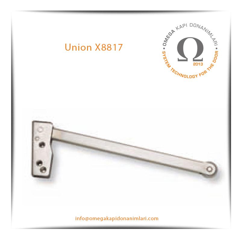 Paslanmaz Kapı Sıralayıcısı Union X8817