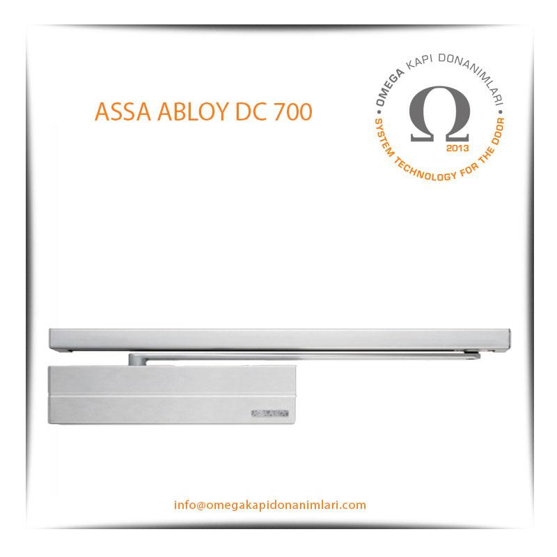 Assa Abloy DC 700 Kapı Kapatıcı Hidrolik