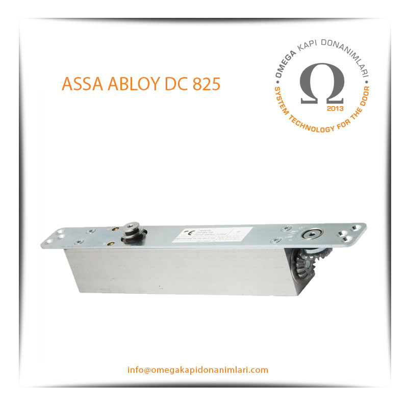 Assa Abloy DC 825 Kapı Kapatıcı Hidrolik