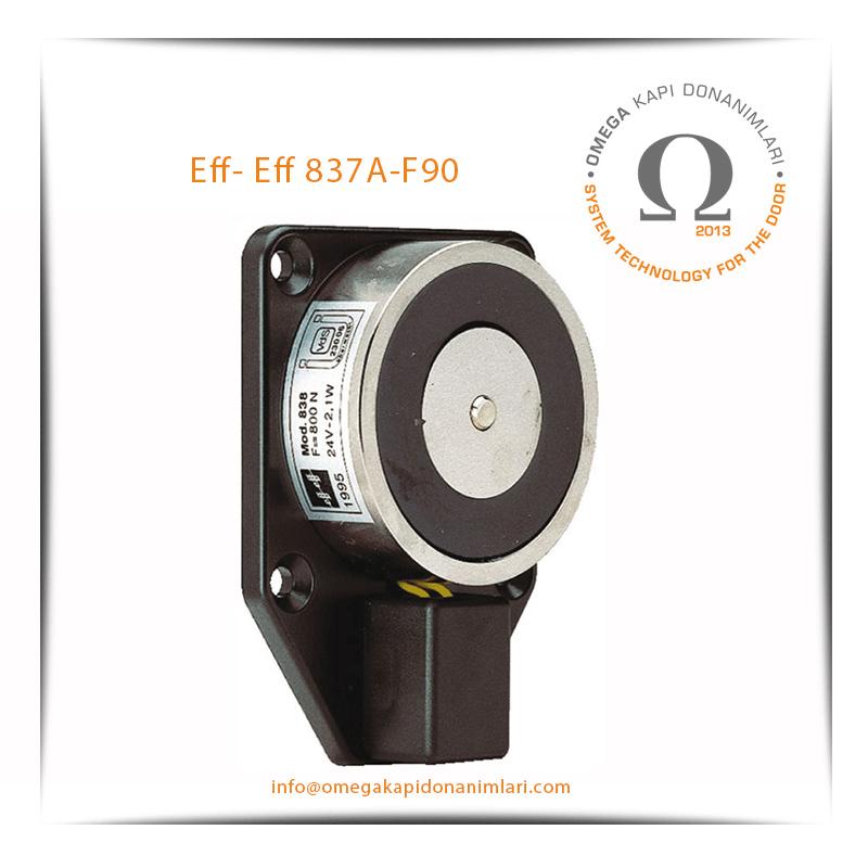 Eff- Eff 837A-F90 Manyetik Kapı Tutucu