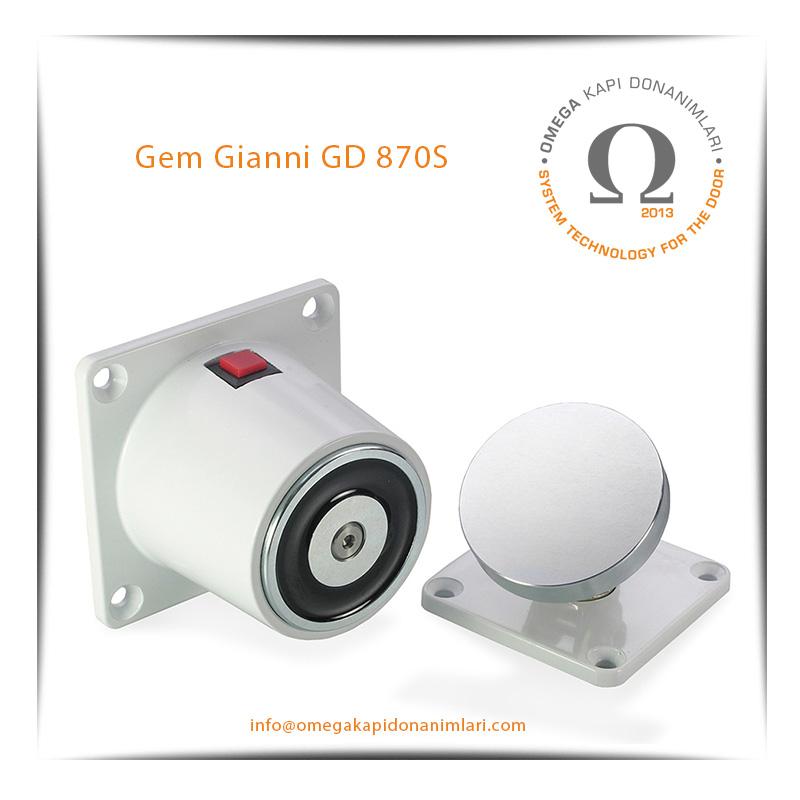 Gem Gianni GD 870S