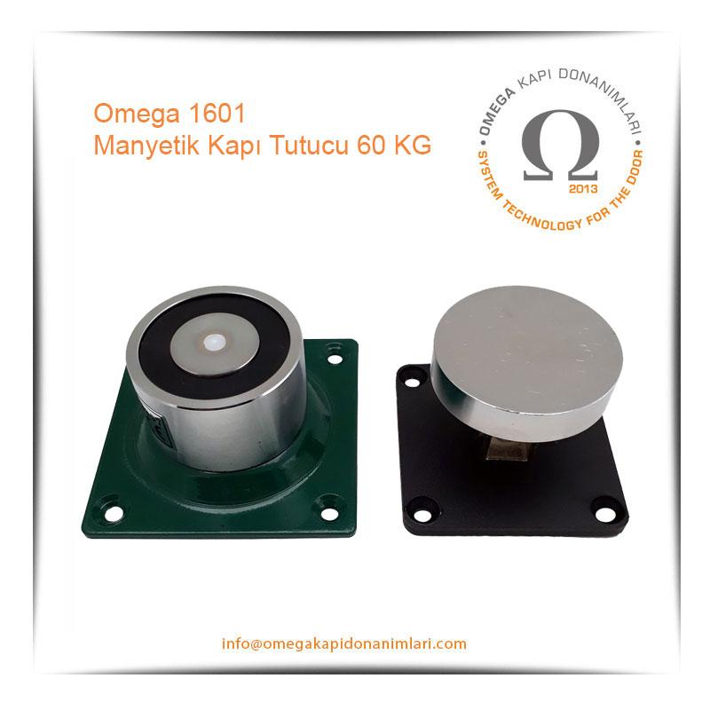 Omega 1601 Manyetik Kapı Tutucu 60 KG