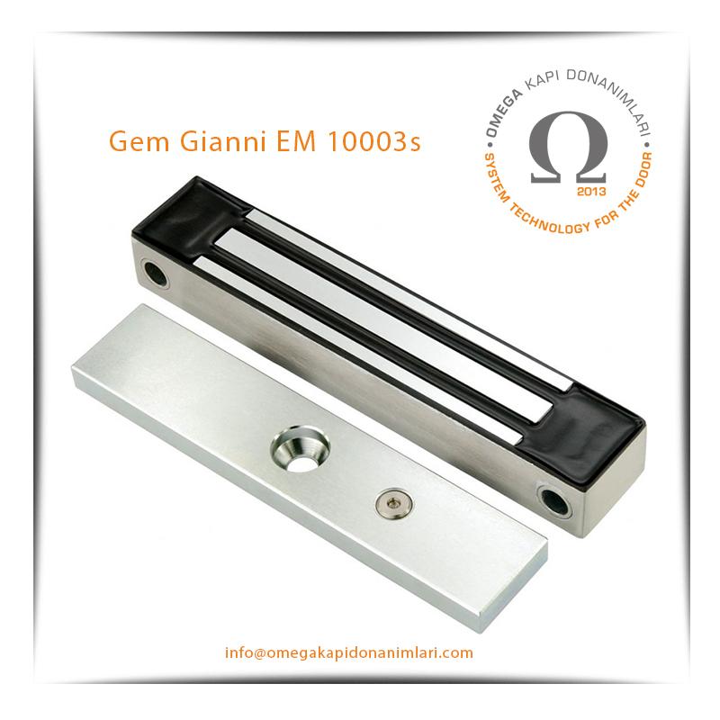 Gem Gianni EM 10003S Manyetik Kilit