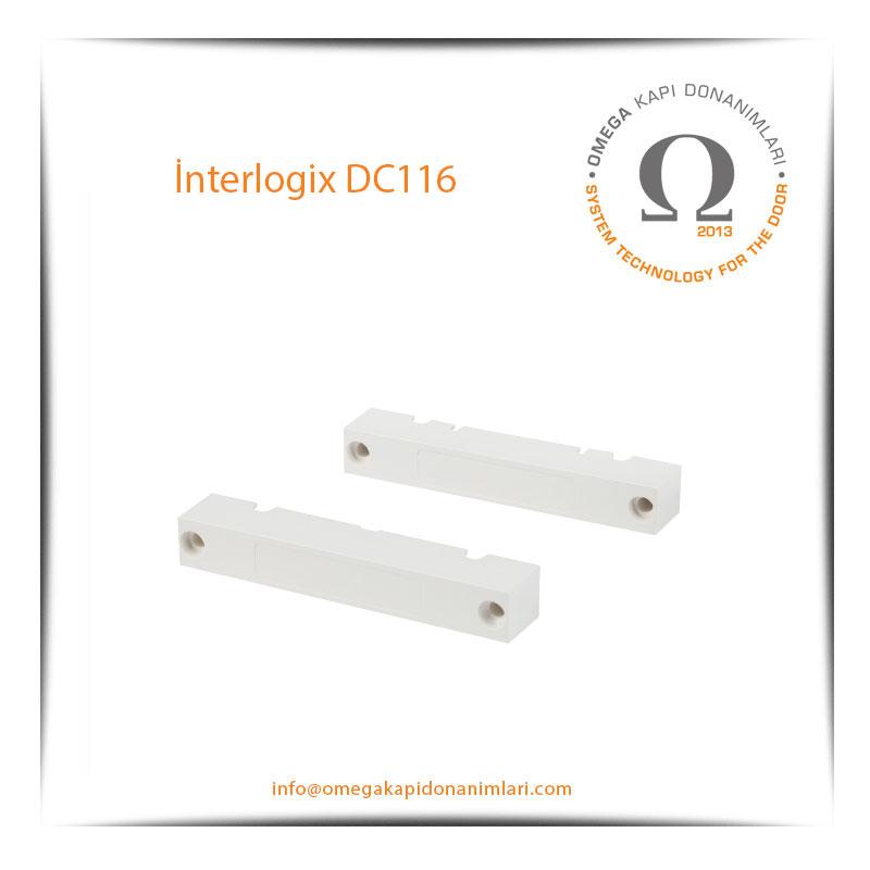 İnterlogix DC 116 Manyetik Kontak
