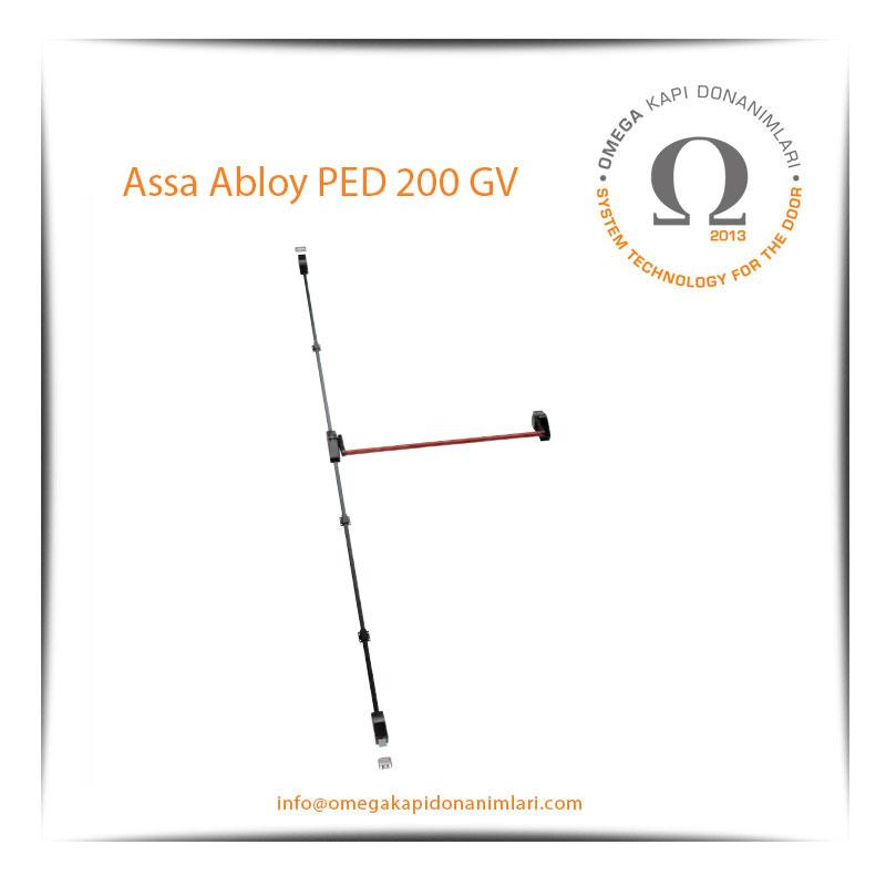 Assa Abloy Ped 200 GV Panik Bar