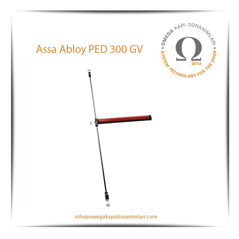 Assa Abloy Ped 300 GV Panik Bar