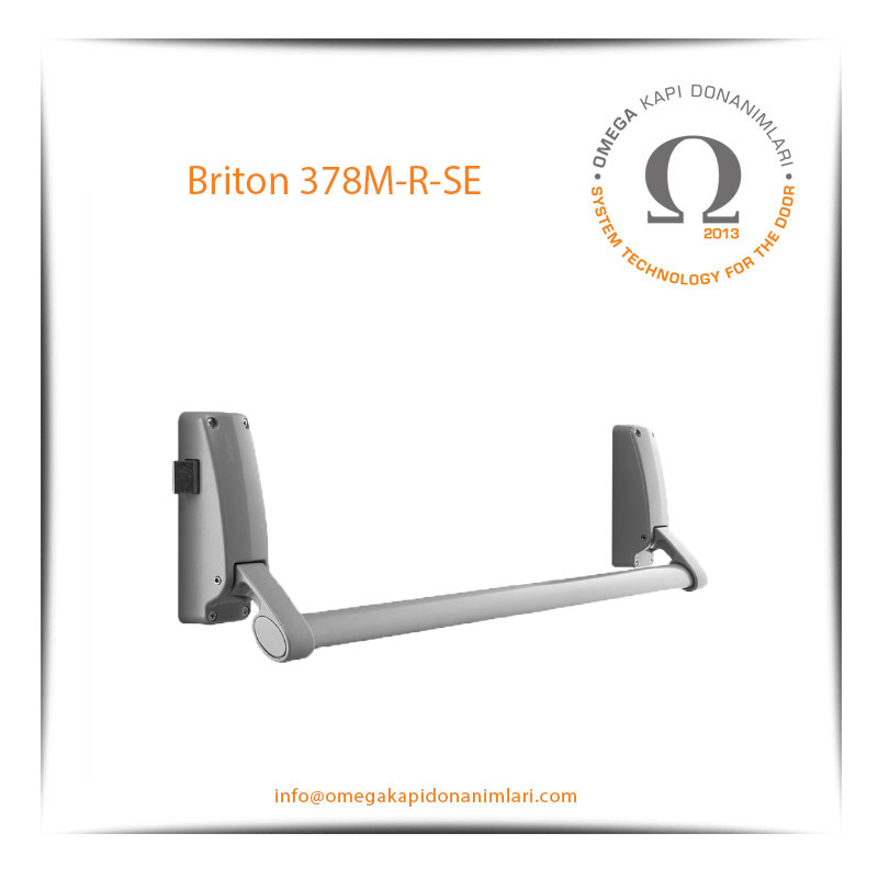 Briton 378 M R SE Panik Bar