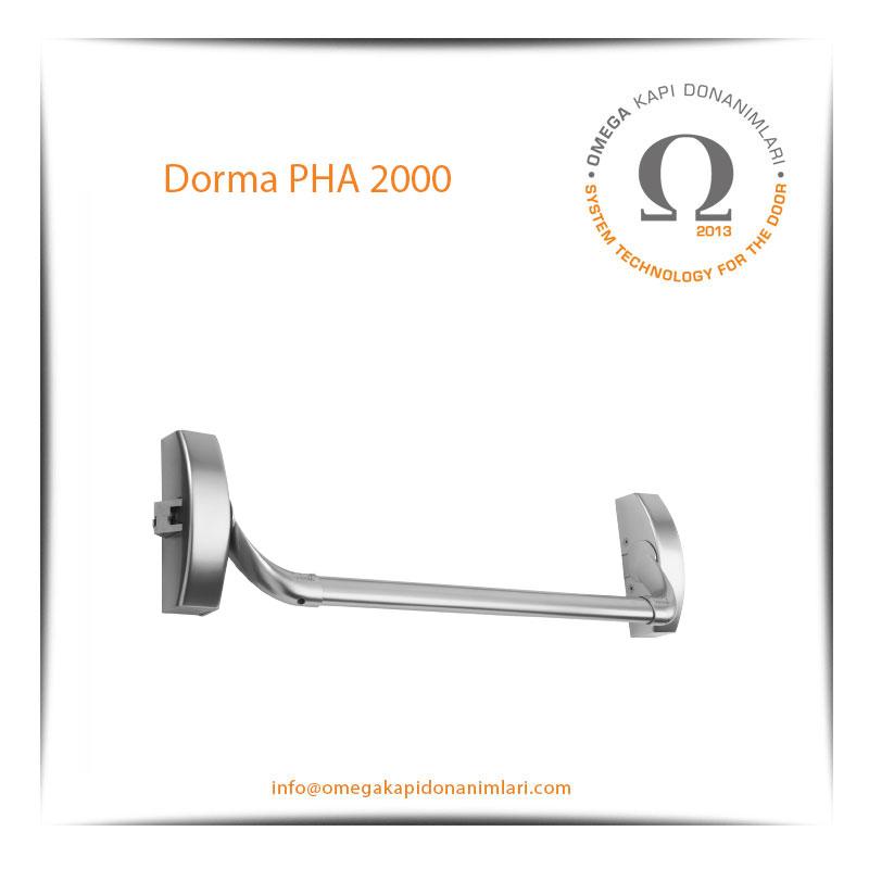Dorma PHA 2000 Panik Bar
