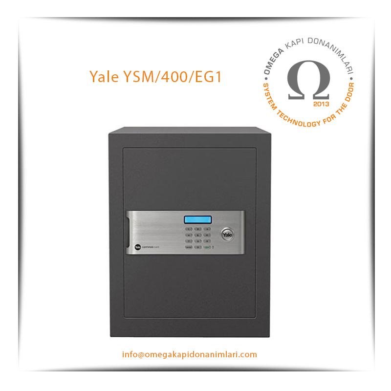 Yale Güvenlik Sertifikalı Kasa Ev Tipi YSM/400/EG1