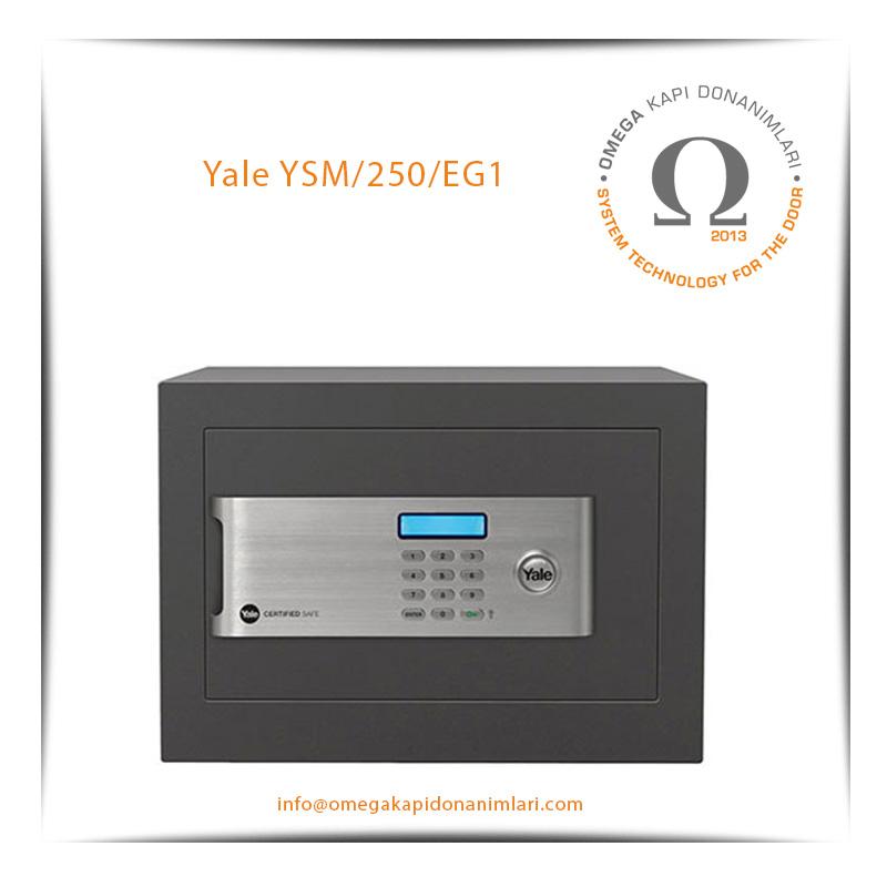 Yale Motorlu Kasa Compact Tip YSM/250/EG1