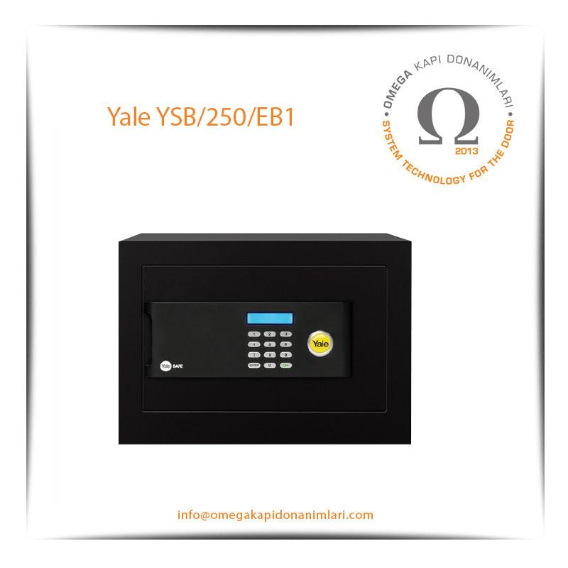 Yale Motorlu Kasa Ev Tipi YSB 250 EB1
